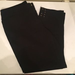 Style and Company Studded Pants